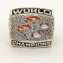 Denver Broncos 1998 Superbowl Champions John Elway NFL Replica Ring