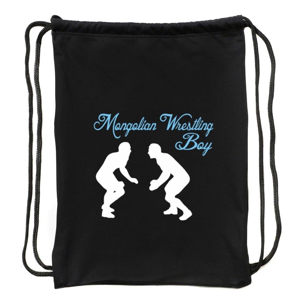 Eddany Mongolian Wrestling boy Sport Bag