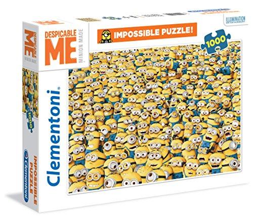 Clementoni Minions Impossible Puzzle Piece product image