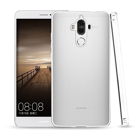 "7 opinioni per Huawei mate 9 Custodia, KKtick Huawei mate 9 5.9"" Case Cover Ultra Sottile"