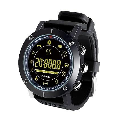 Amazon.com: CCYOO EX19 Smart Watch Professional Waterproof ...