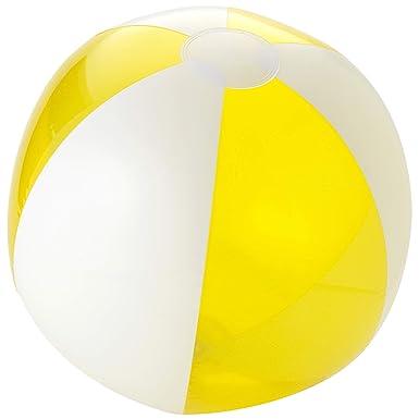 Bullet - Pelota hinchable de playa modelo Bondi (25 cm) (Amarillo ...