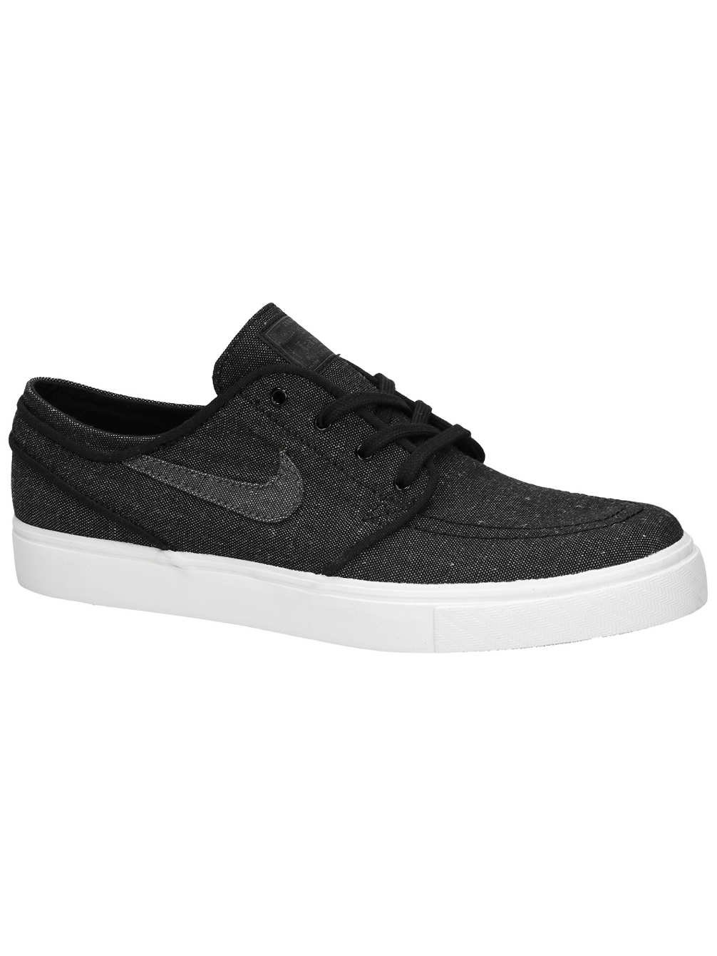 a3bddcba1323 Galleon - NIKE SB Zoom Stefan Janoski Canvas Deconstructed Men s Skate  Shoes Black Anthracite White (10.5)