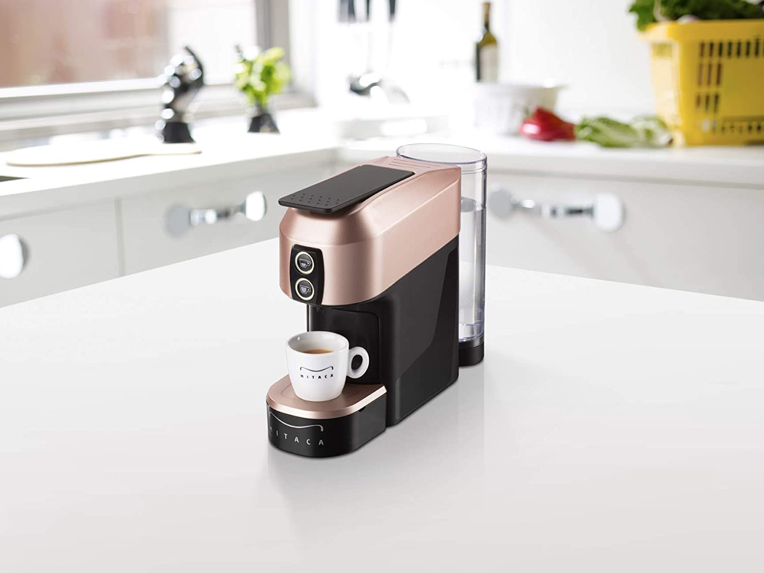 MITACA Espresso Machine I1 V2.0: Amazon.es: Hogar