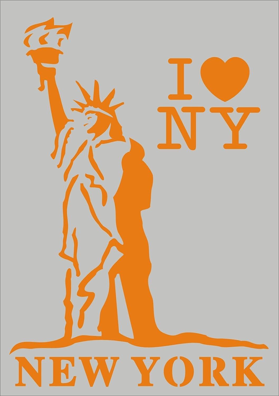 Pochoir mod/èle pour projets de bricolage//Design New York