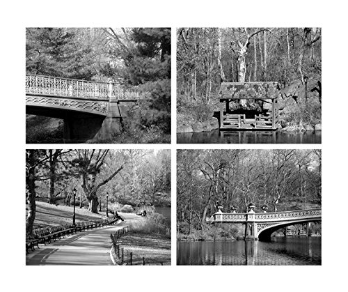 New york wall art black and white wall art central park photography new
