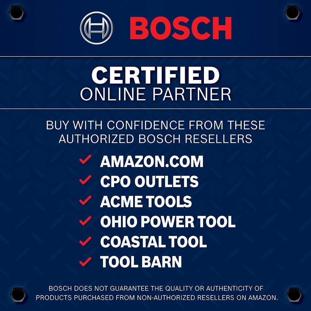Bosch REVOLVE2000 GRL2000-40HVK 18V Horizontal Vertical Self-Leveling Rotary Laser Kit