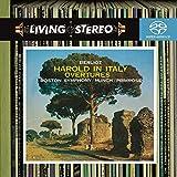 Berlioz: Harold in Italy; The Roman Carnival Overture; Benvenuto Cellini Overture; Le Corsaire Overture; Beatrice et Benedict Overture