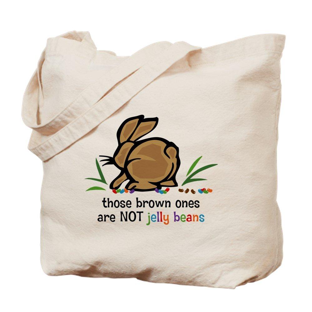 CafePress – ブラウンJelly Beans Goodie Bag – ナチュラルキャンバストートバッグ、布ショッピングバッグ B01JN9EPQ8