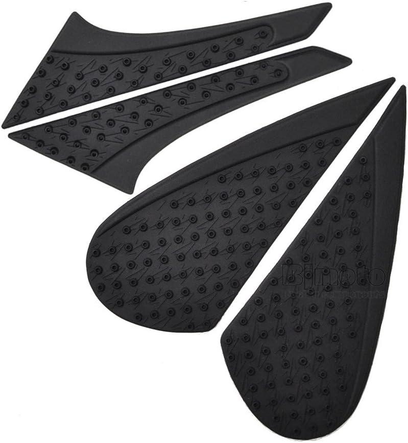 noir Quattroerre 18093/Sticker Protection R/éservoir Moto Racing Grip 2/pi/èces