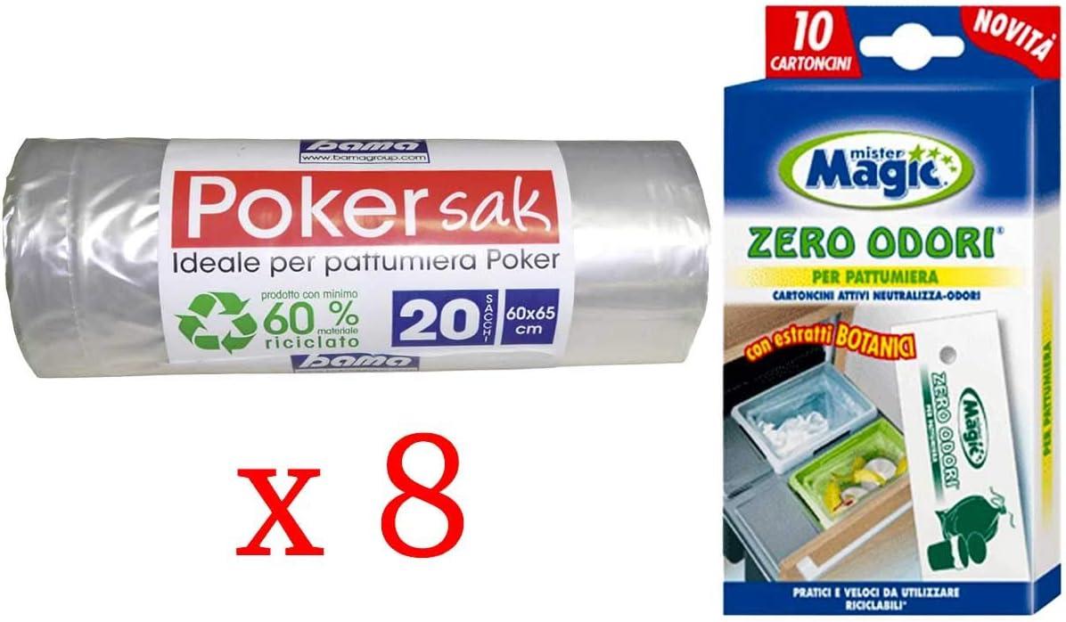 3 X-8-20 ROTOLI ROTOLI di carta per Magic 3 X-8 Magic 3 X8 Magic
