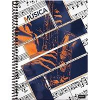 Caderno Universitário Musica, Foroni 61.8995-1, Multicor