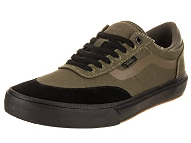 333d7295ee Image Unavailable. Image not available for. Colour  Vans Gilbert Crockett  Pro 2 Ivy Green Black Skate Shoes