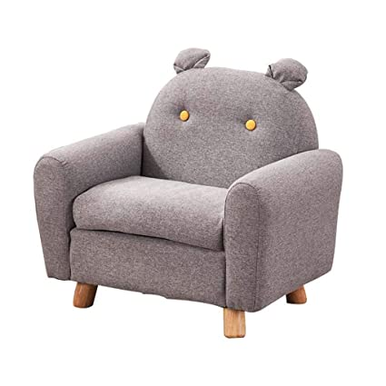 Amazon.com: Childrens Sofa Seat Single Sofa Armchair Wooden ...