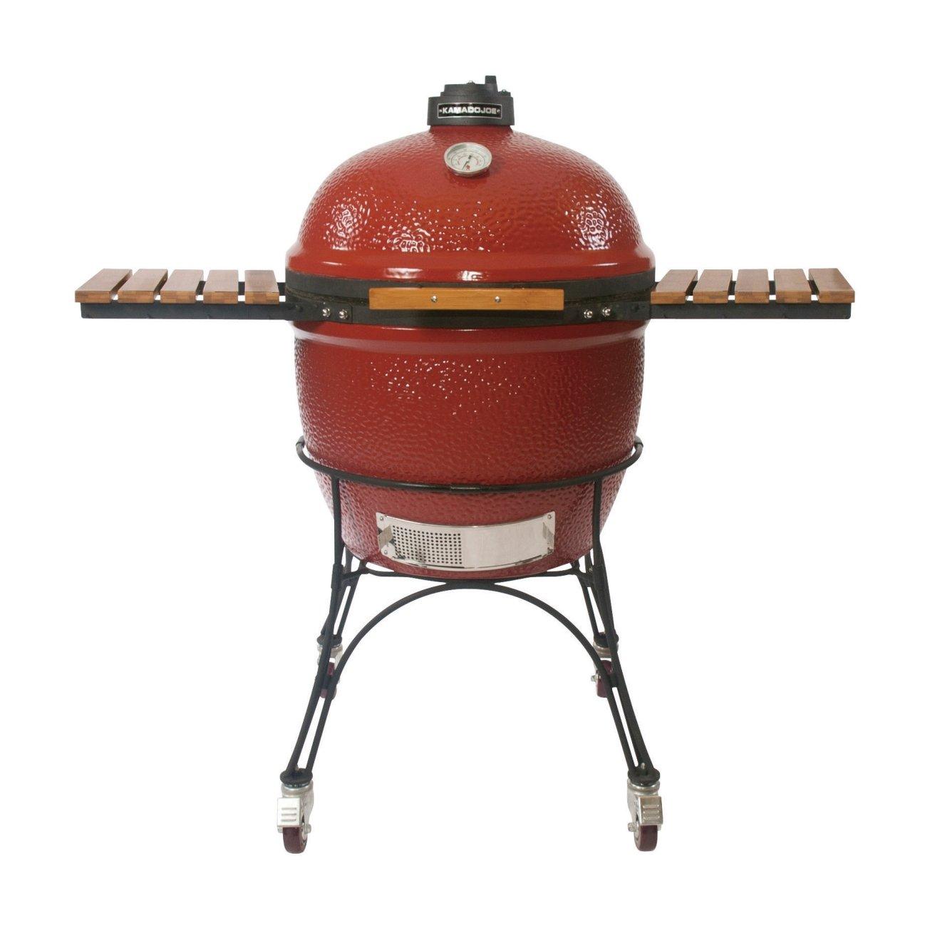 Kamado Joe GL364grande grill in ceramica, rosso 22182