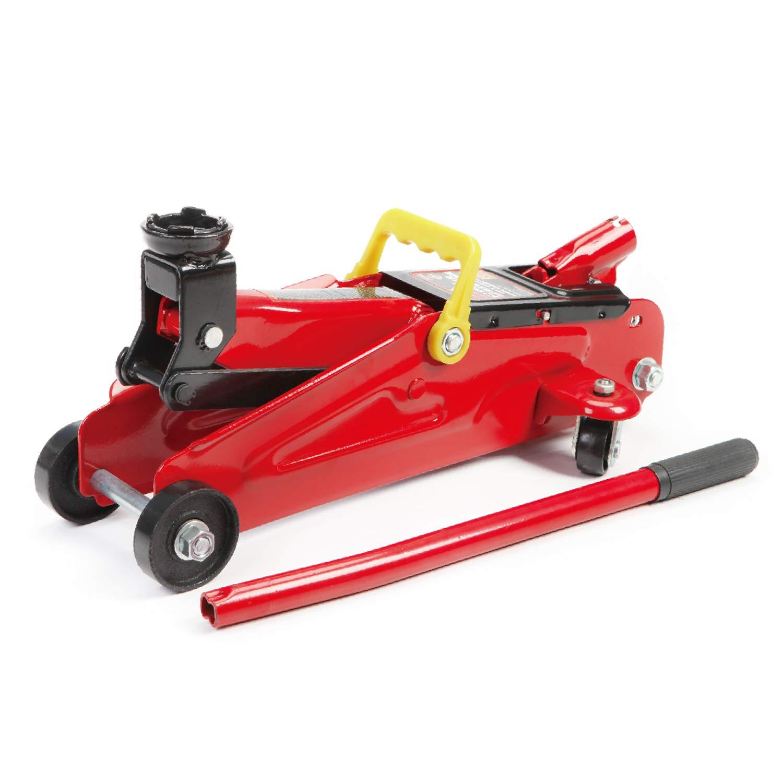 Torin Big Red Hydraulic Trolley Floor Jack, 2 Ton Capacity by Torin