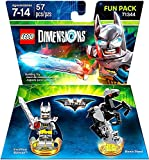 Excalibur Batman + Bionic Steed Fun Pack - LEGO Dimensions - Not Machine Specific