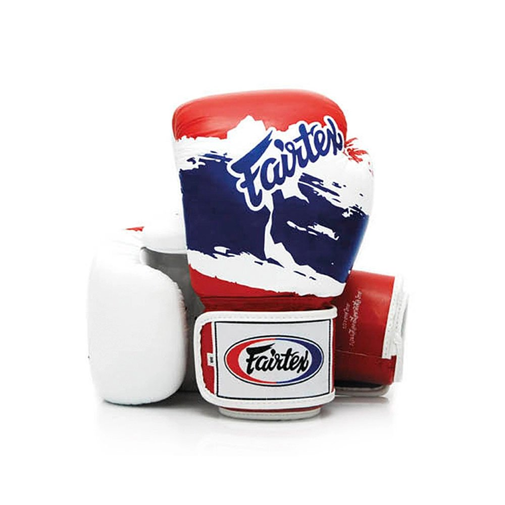 Fairtex tight-fitデザイン手袋: Limited Edition」タイPride
