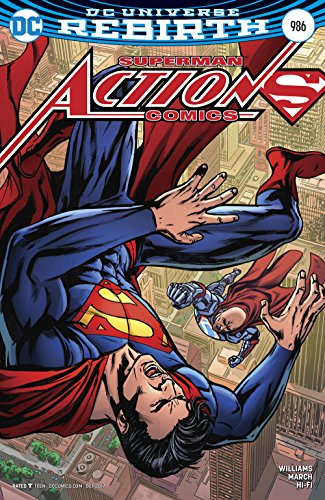 Action Comics (Issue #986 -Variant Cover by Neil Edwards)