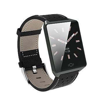 XANES CK19 Magnetic Charging Smart Watch Smart Bracelet Black ...