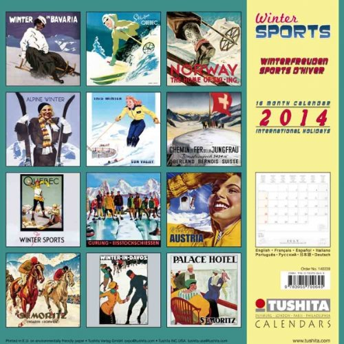 Winter Sports 2014 (Media Illustration) by Tushita Verlags GmbH
