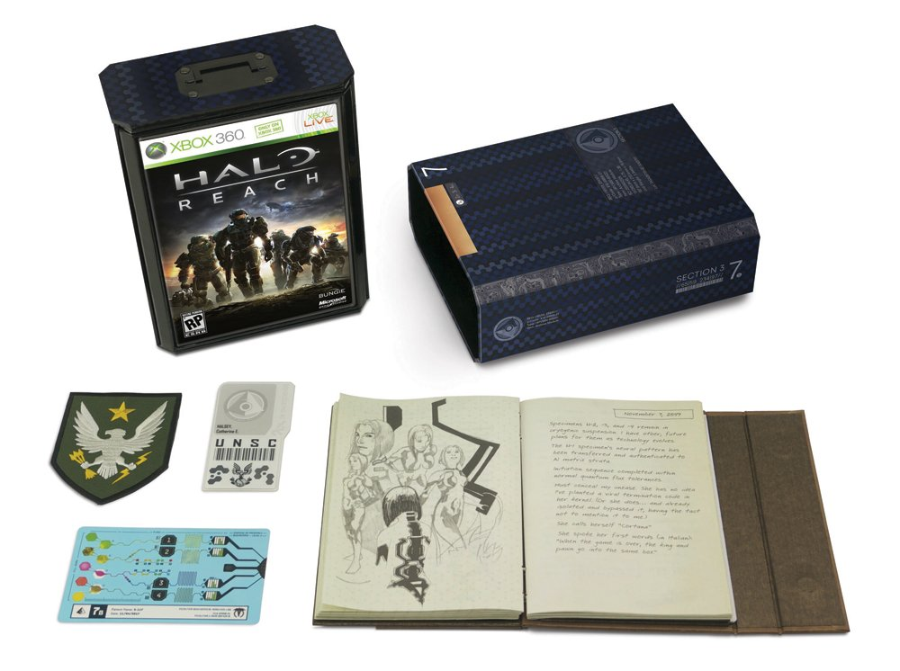 Halo Reach - Limited Edition -Xbox 360