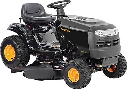 Amazon.com: Poulan Pro pp175g42 17.5hp 500 cc Briggs 42