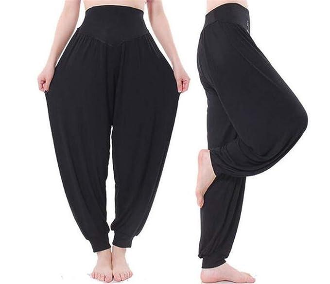 Amazon.com: Pantalones de yoga Harajuku Ropa Deportiva Mujer ...