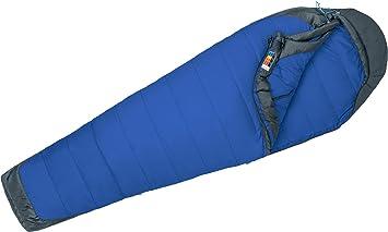 Marmot Adultos Trestles Elite 15 Saco de Dormir, Dark Azure/Slate Grey, LZ: Amazon.es: Deportes y aire libre