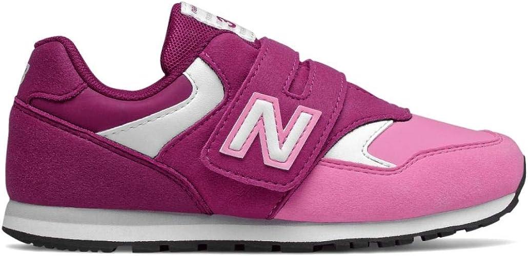 Zapatillas new balance yv393tpk Rosa de niña. 32: Amazon.es: Zapatos y complementos