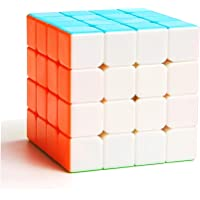 TOYESS Stickerless 4x4 Speed Cube, Smooth Magic Cube 4x4x4, Professional Puzzle Cube, Brain Teasers Toys for Kids & Adults