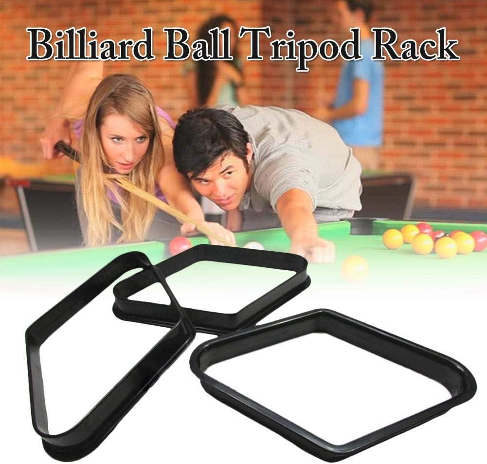 Triángulo De Plástico Para Snooker / Billar, Trípode De Billar ...