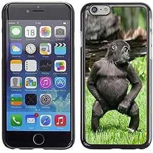 diy phone caseYOYO Slim PC / Aluminium Case Cover Armor Shell Portection //Cute Funny Gorilla Baby Monkey //Apple Iphone 6 Plus 5.5diy phone case