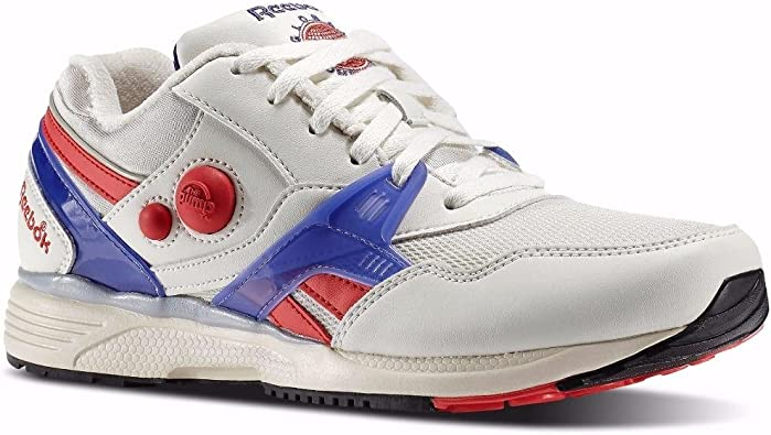 Reebok Pump Running Dual Vintage white unisex Sports Shoe V60185