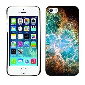 Stuss Case / Funda Carcasa protectora - Spiral Webs Of Glory - iPhone 5 / 5S
