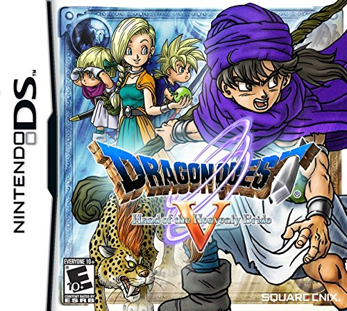 Dragon Quest V: Hand of the Heavenly Bride - Nintendo DS by Square Enix