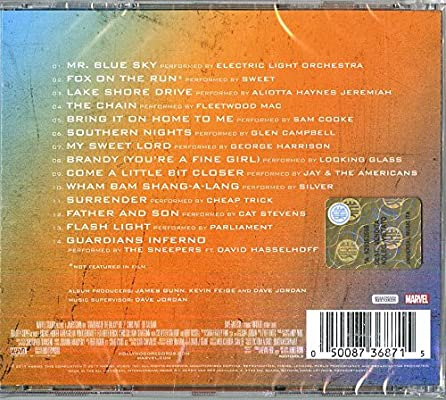Guardians of the Galaxy: Awesome Mix Vol  2: Amazon co uk: Music