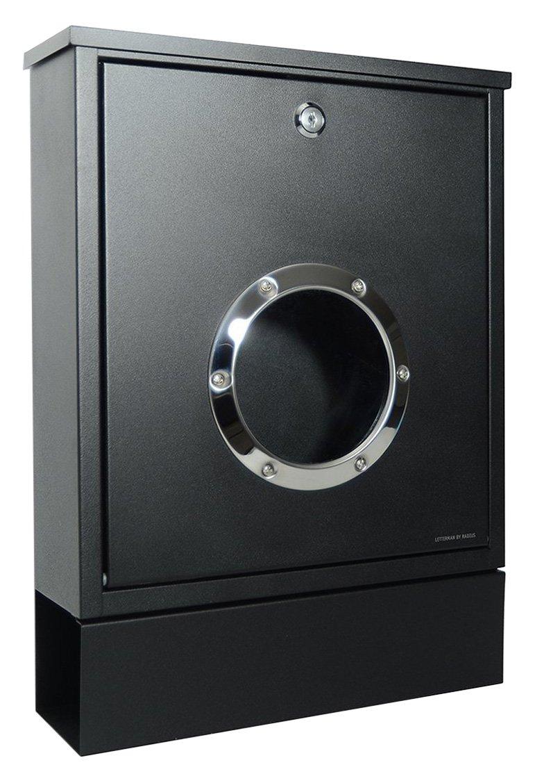 ジューシーガーデン RADIUS  ラーディウス レターマン ミニ P1JGRD-000429-BK ブラック B01H4YXFJC 15644