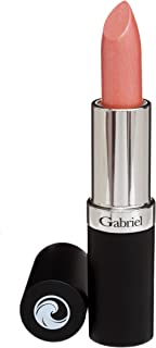product image for Gabriel Cosmetics, Lipstick (Seashell), 0.13 Ounce, Lipstick, Natural, Paraben Free, Vegan, Gluten-free,Cruelty-free, Non GMO, long lasting, Infused with Jojoba Seed Oil and Aloe .