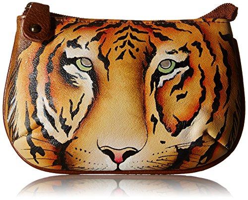 Tiger Cartera Wild mujer para AnUSCHKA 1107 A4qgZz