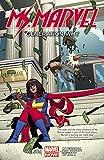 """""""Ms. Marvel Volume 2 Generation Why"""" av G. Willow Wilson"""
