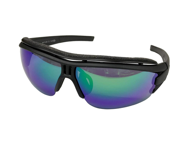 高い素材 adidas(アディダス) サングラス L evil eye halfrim pro UV100%カット 75 ad07 75 ad07 9101 L マットブラック L B07K6FQ97T, コダマグン:dad37278 --- sabinosports.com
