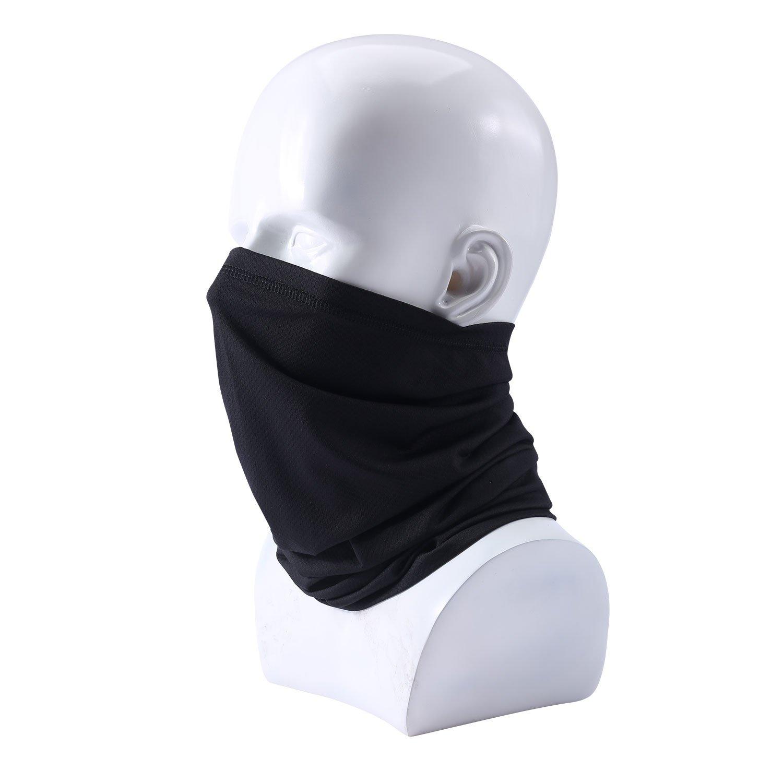 SUNMECI Neck Gaiter Warmer Windproof Mask Dust - Free UV
