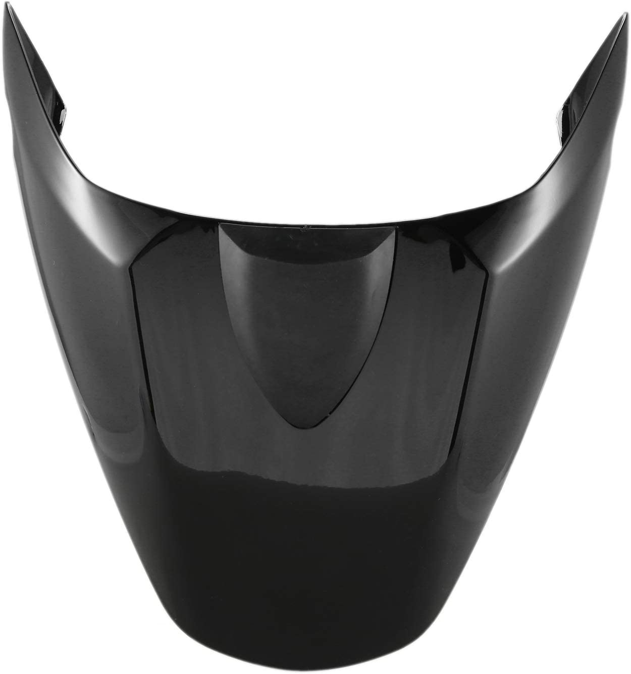 for Ducati 696 795 796 1100 2009-2012 Black Nrpfell Motorcycle Rear Pillion Seat Cover Passenger Seat Cover Hard Seat Cowl Hump Fairing