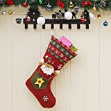 New Christmas Supplies Christmas Party Props Cartoon Christmas Socks Decorative Ornaments Old man