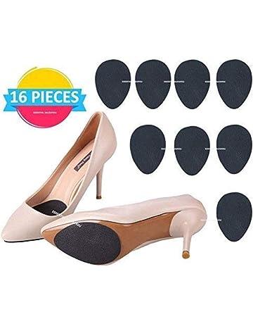 8abfaca47886 (16 pcs) Anti Slip Non-Skid Shoe Pads Stick on Bottom Shoes Grip