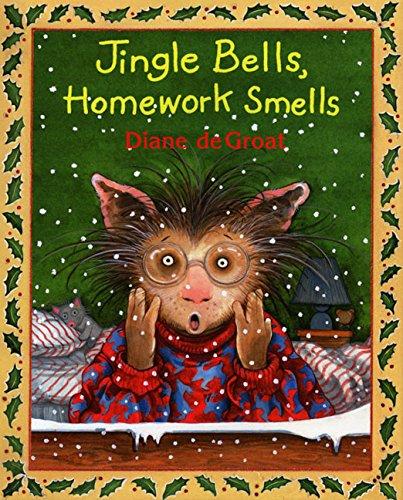 Jingle Bells Homework Smells deGroat product image