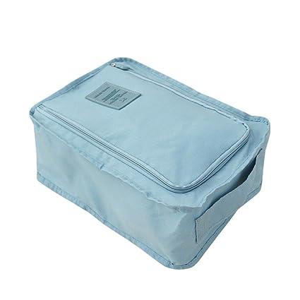 TAOtTAO Bolsa de almacenamiento de viaje de nailon, 6 ...