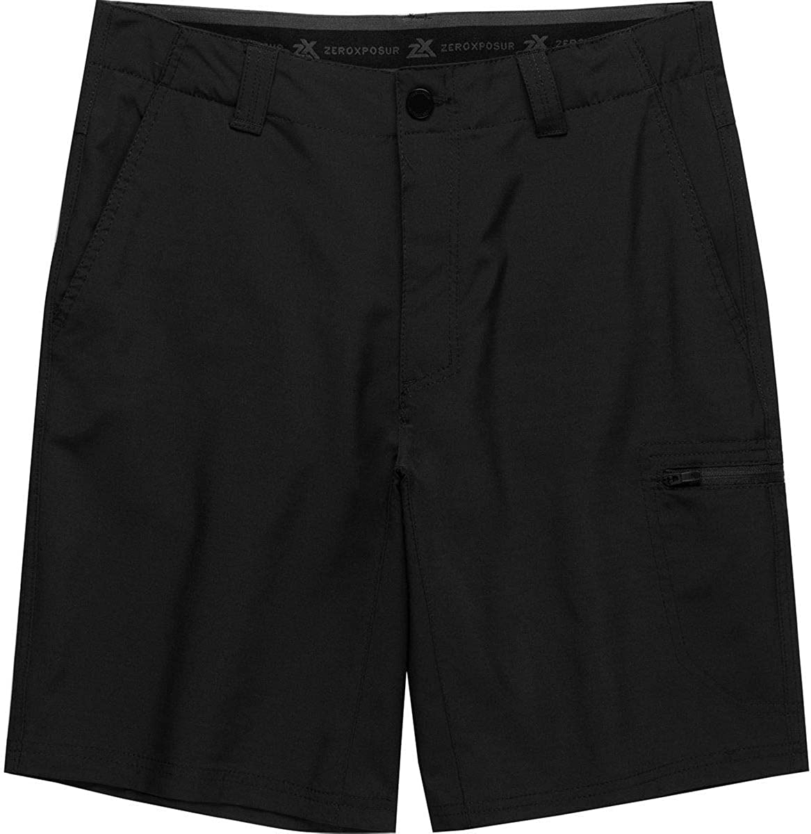 ZeroXposur Men's Travel Flex Stretch Lightweight Shorts