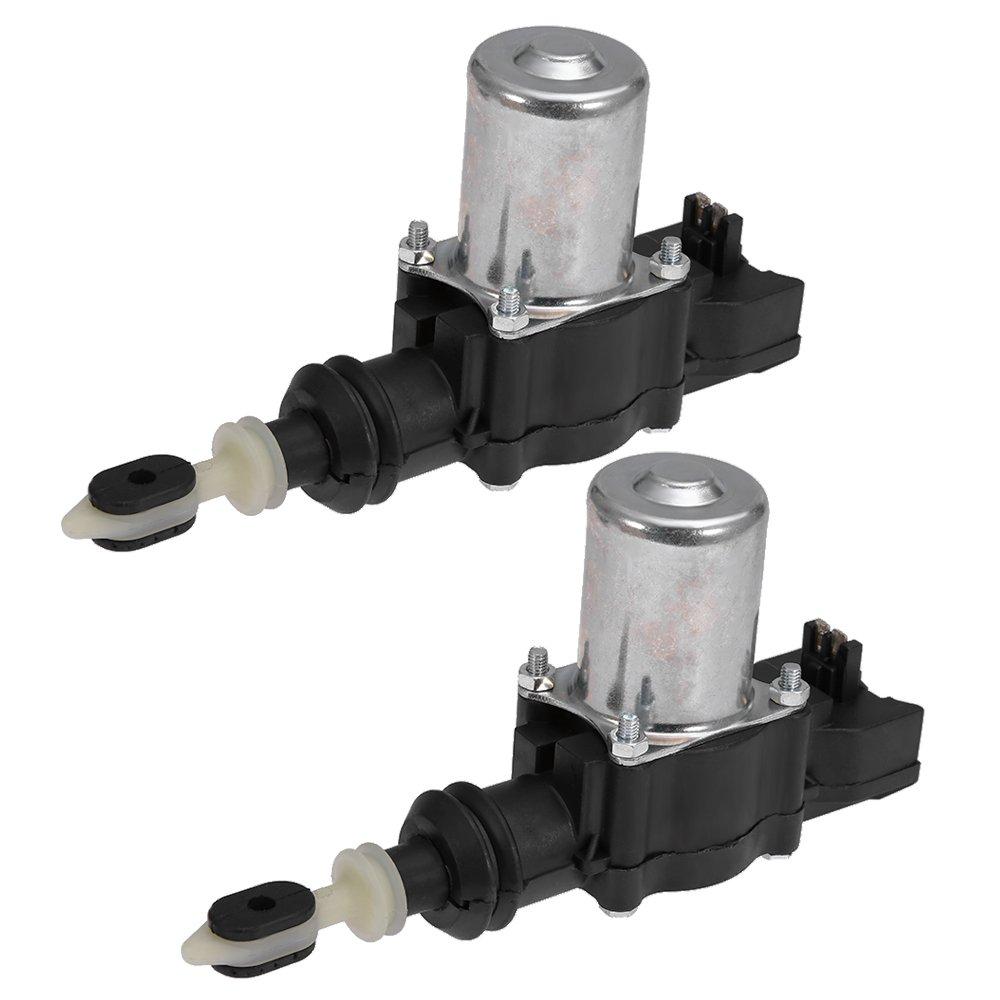 Power Door Lock Actuator Pair Set 746-014 for Chevy GMC Pickup Truck Cadillac Pontiac (Pack of 2)